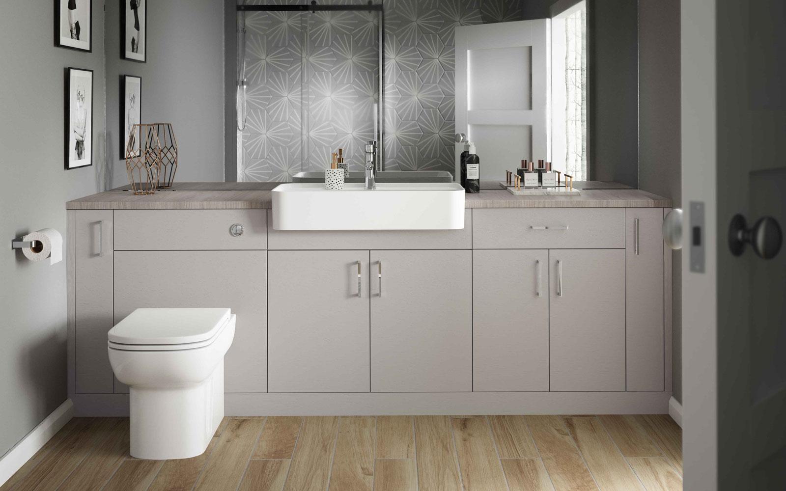 Lloyd Kitchens & Bathrooms Kilmarnock  Designer Fitted Bathrooms