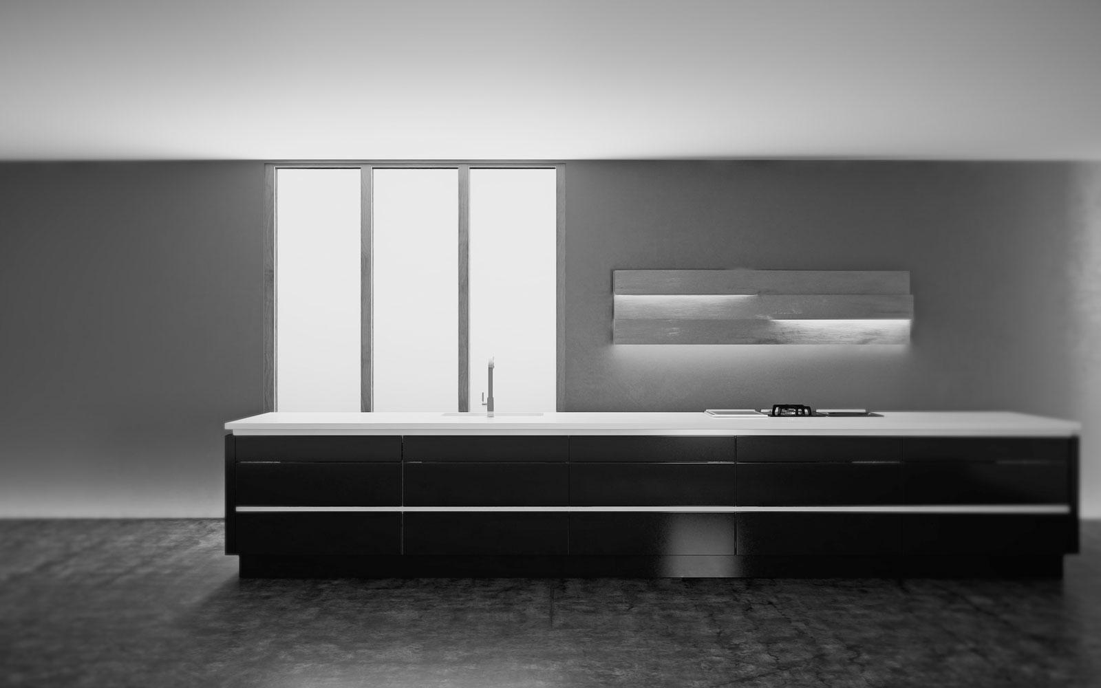 How To Create A Greyscale Bathroom: Lloyd Kitchens Kimarnock & Ayr